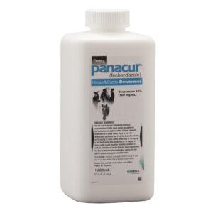 Panacur for horse
